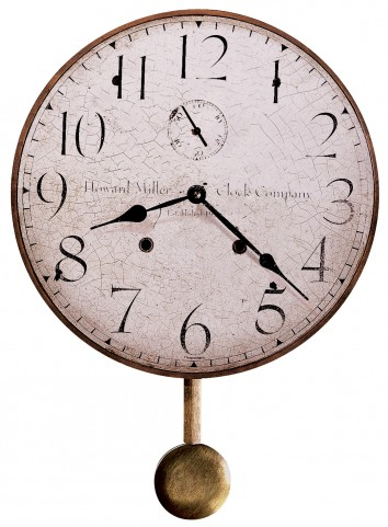 Original Howard Miller II Wall Clock