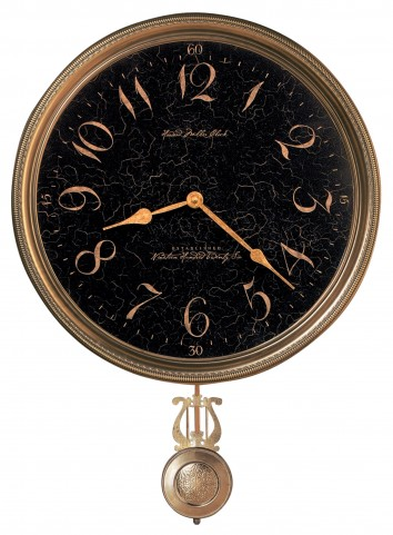 Paris Night Wall Clock