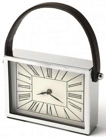 Gustav Rectangular Desk Clock