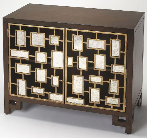 Vivaldi Mirror Door Chest