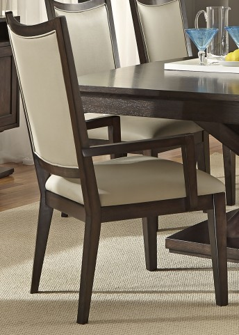 Southpark Upholstered Arm Chair Set of 2
