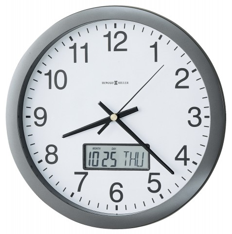 Chronicle Wall Clock