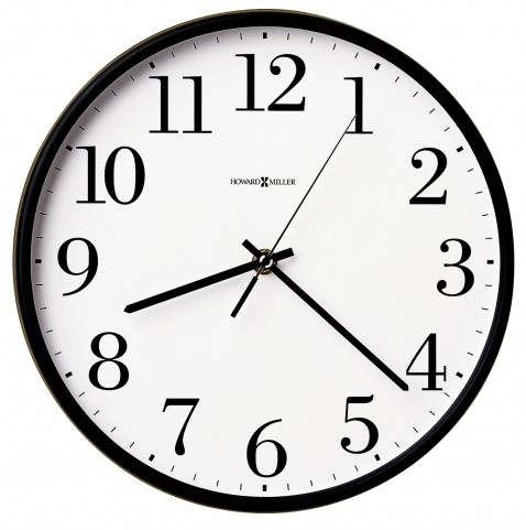 Office Mate Wall Clock
