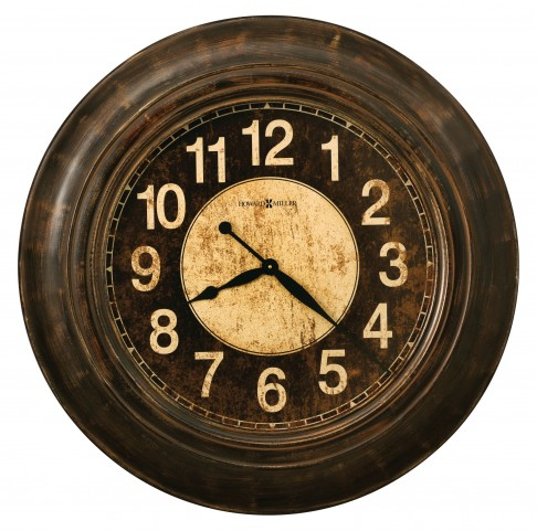 Bozeman Wall Clock