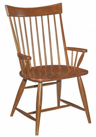 Cherry Park Windsor Arm Chair Set of 2