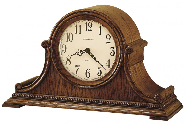 Hillsborough Mantle Clock