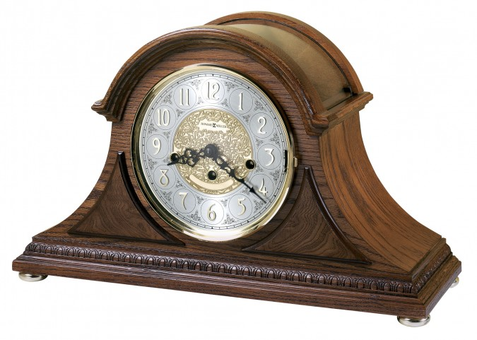 Barrett II Mantle Clock