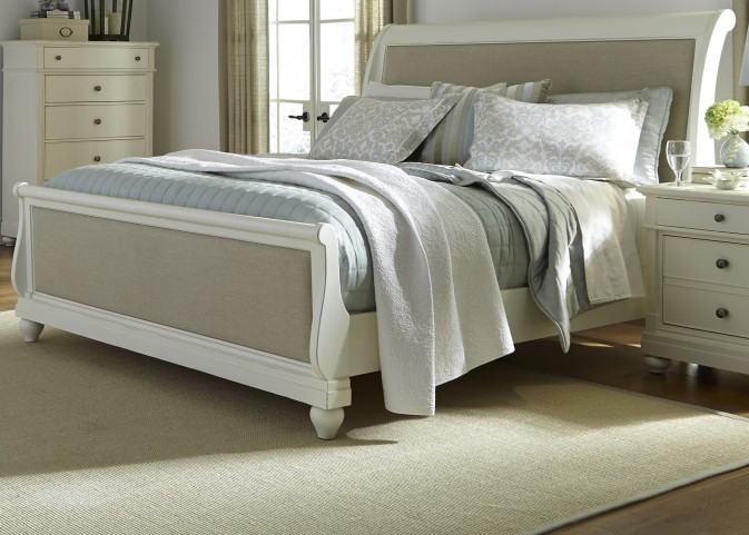 Harbor View II King Sleigh Bed