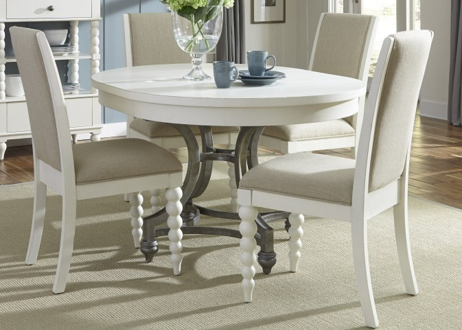 Harbor View II Round Extendable Dining Room Set