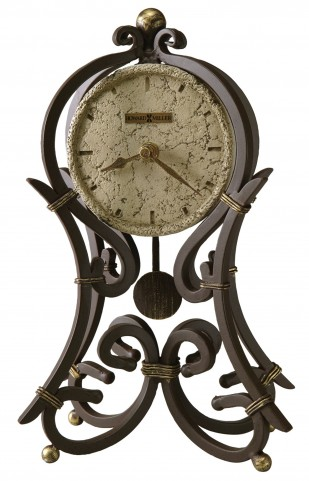 Vercelli Mantle Clock