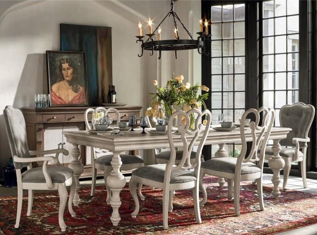 Elan Elm Dining Room Set