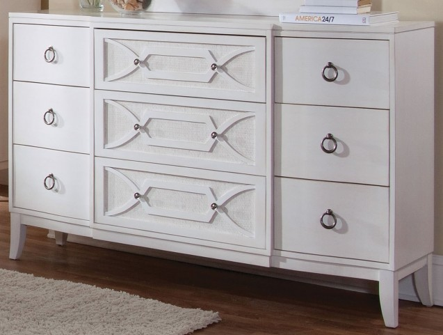 Grand Haven Lace Dresser