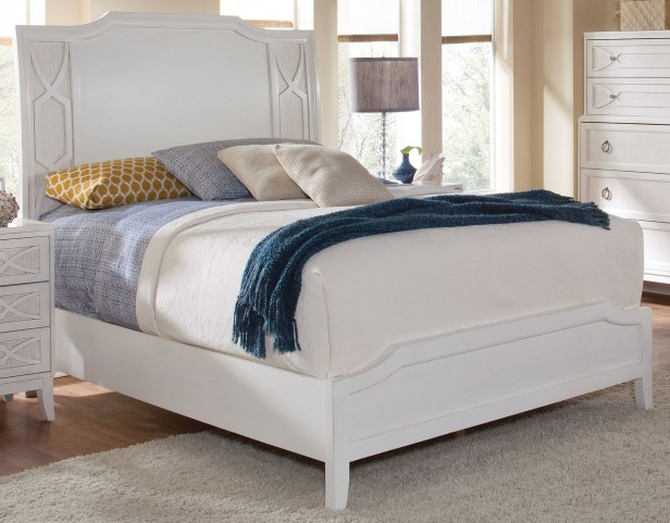 Grand Haven Lace King Panel Bed