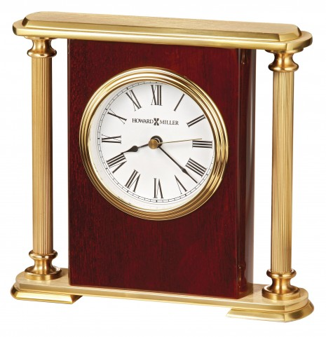 Rosewood Encore Bracket Table Clock