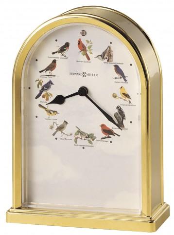 Songbirds of North America III Table Clock