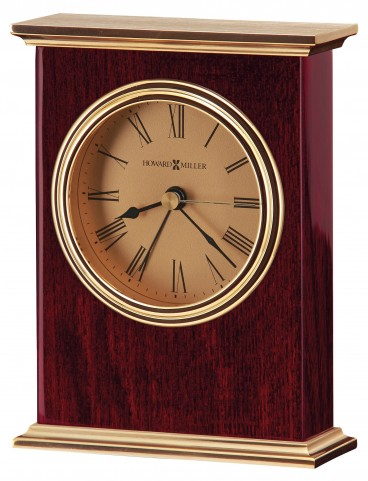 Laurel Table Clock