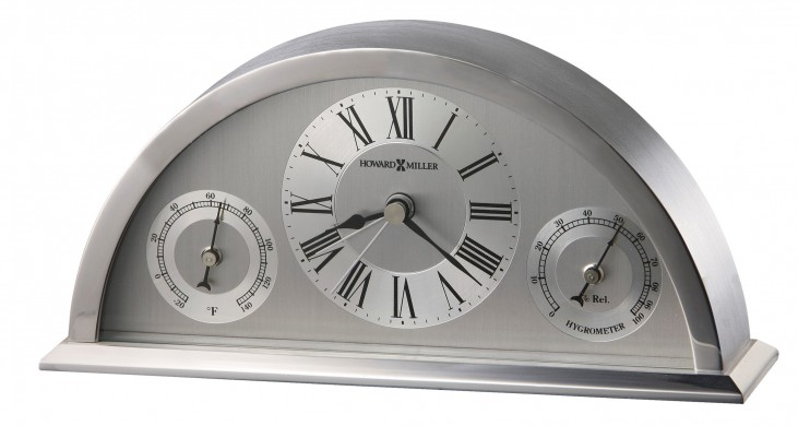 Weatherton Table Clock