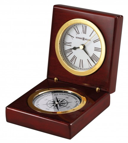 Pursuit Table Clock