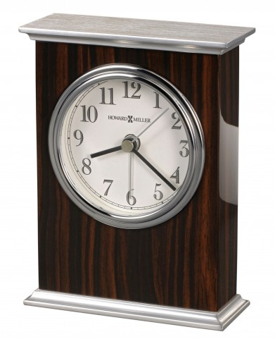 Regal Table Clock