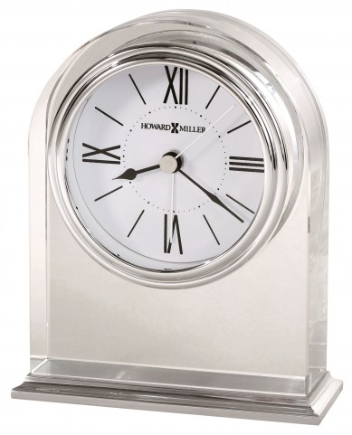Optica Table Clock