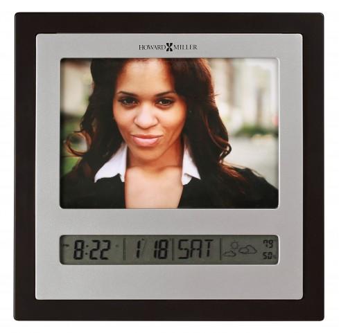 Persona Table Clock