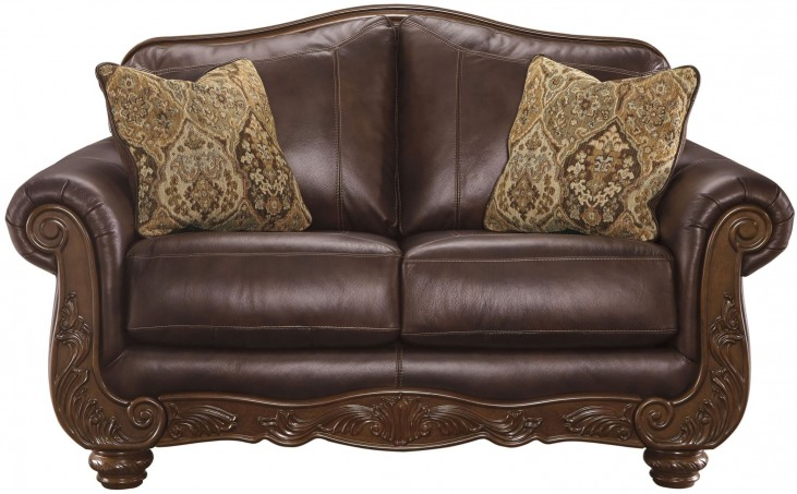 Mellwood Walnut Loveseat