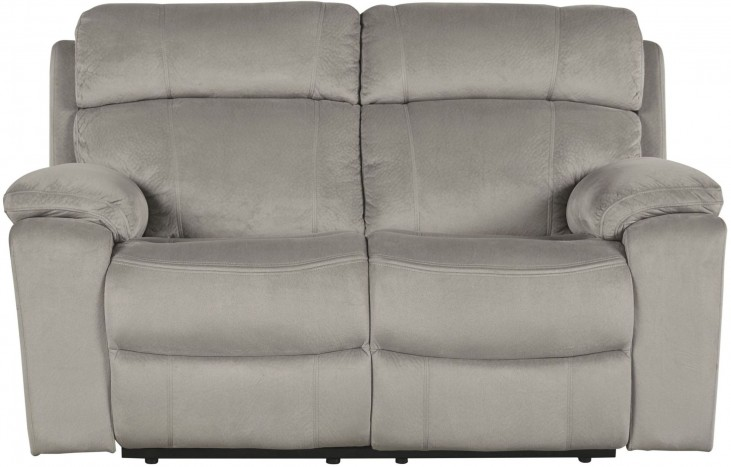 Uhland Granite Power Reclining Loveseat