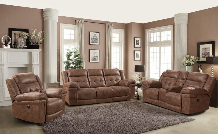 Charleston Vagabond Power Living Room Set