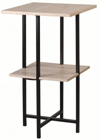 Storit Oil Rubbed Bronze Accent Table