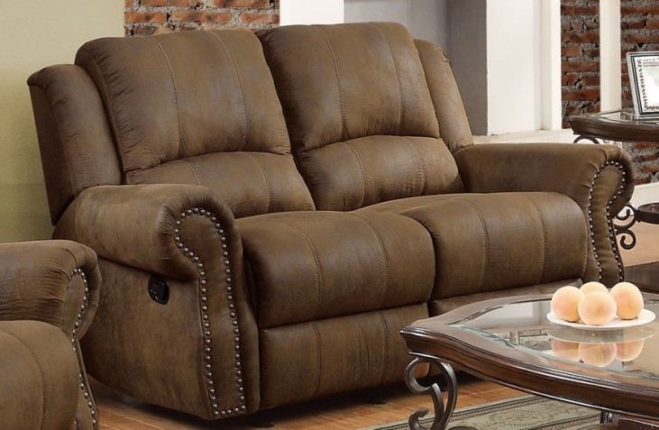 Sir Rawlinson Brown Gliding Loveseat