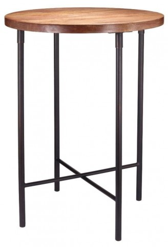Middlebury Oil Rubbed Bronze Accent Table