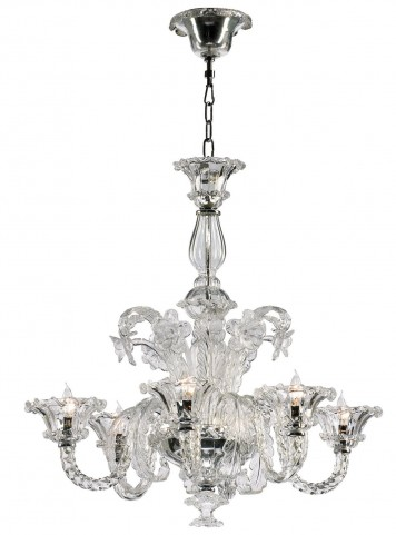 La Scala 6 Light Chandelier