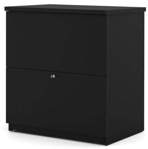 Black Standard Lateral File