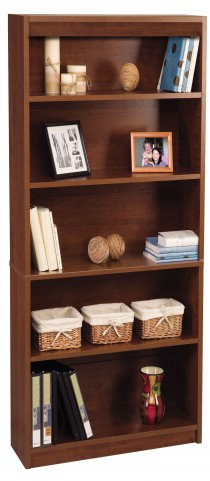 Tuscany Brown Standard Bookcase