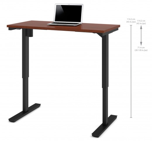 "48"" Bordeaux Electric Height Adjustable Table"