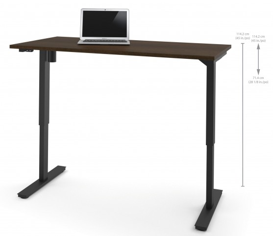 "60"" Tuxedo Electric Height Adjustable Table"