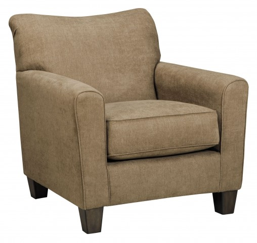 Morandi Mocha Accent Chair