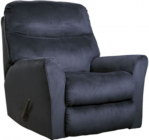 Cossette Midnight Rocker Recliner