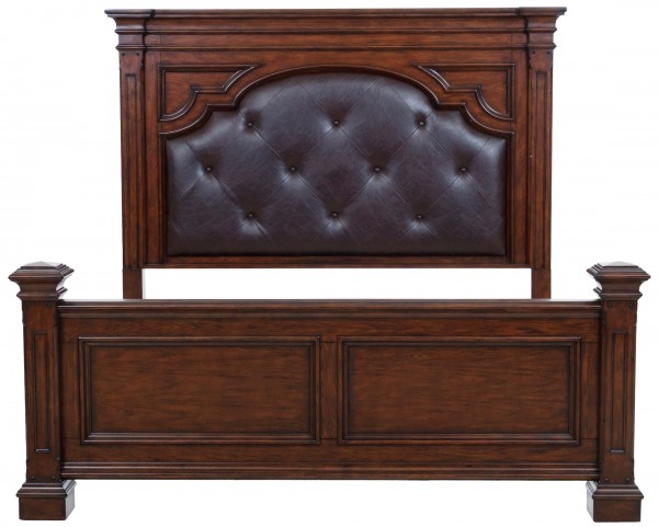 Durango Ridge King Poster Bed