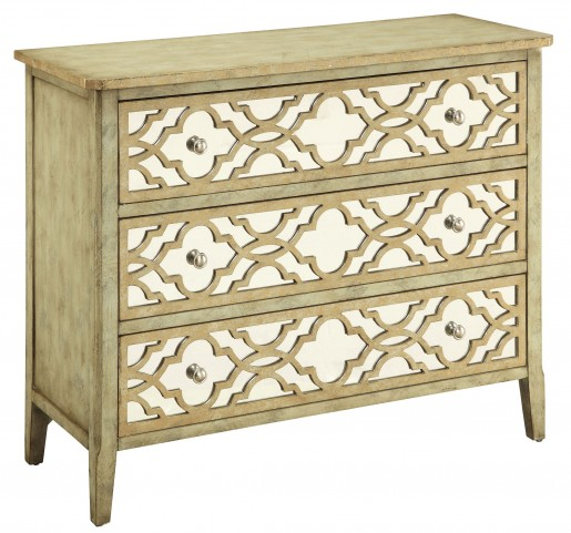 67466 Three Drawer Chest