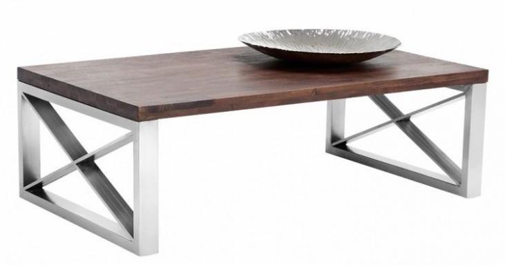 Catalan Wood Coffee Table