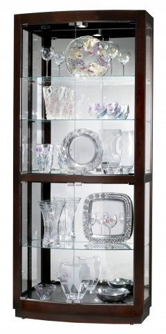 Bradington Display Cabinet