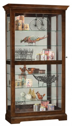 Tyler Display Cabinet by Howard Miller