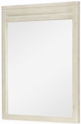 Indio by Wendy Bellissimo White Sand Vertical Mirror