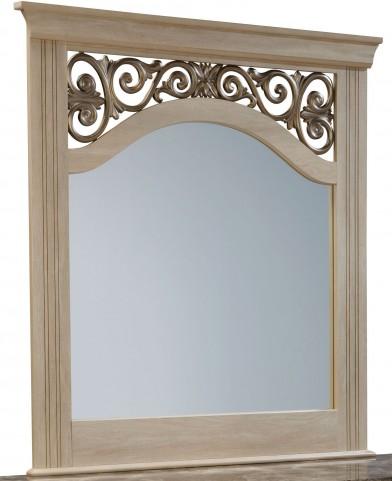 Torina Light Creamy Panel Mirror