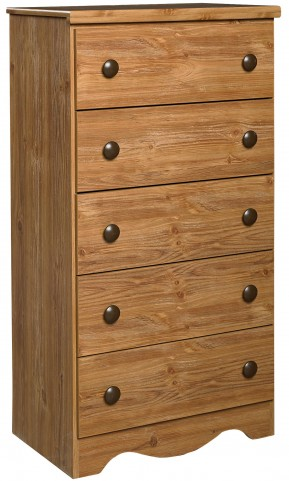 Factory Select Century 5 Drawer Chest
