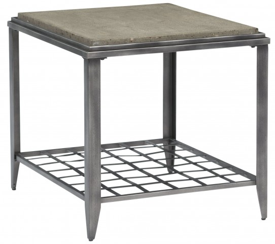 Modern Classics Grid End Table