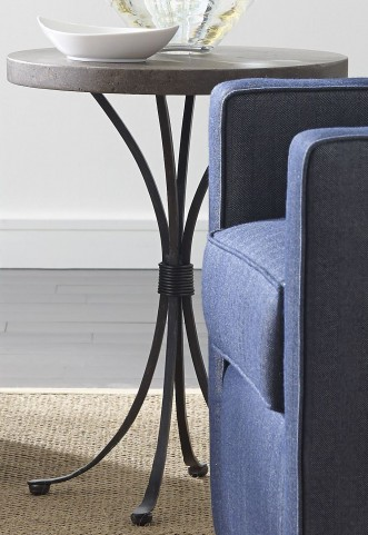 Modern Classics Accents Round End Table