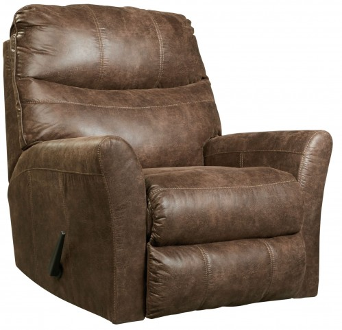 Tullos Coffee Rocker Recliner
