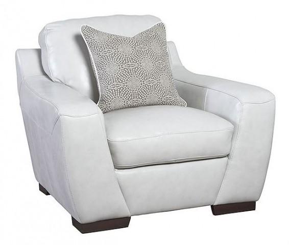 Alpha White Chair
